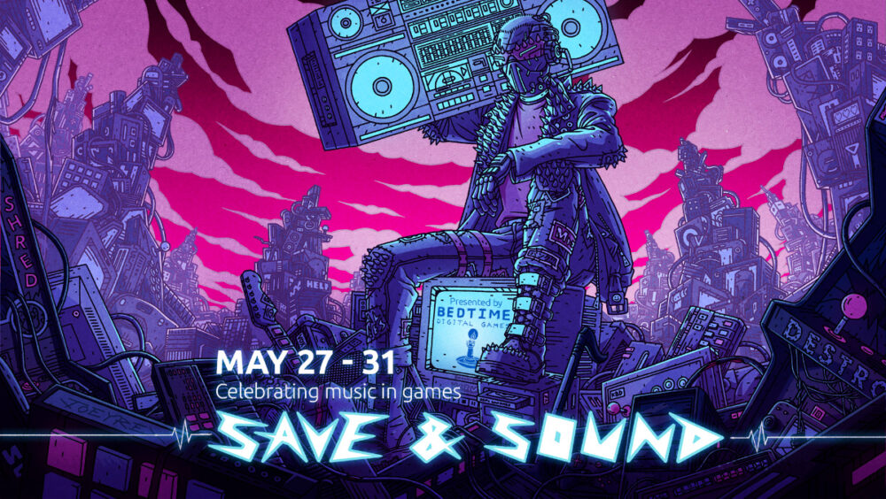 Save & Sound
