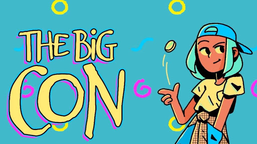 Skybound Games to Publish Mighty Yell's The Big Con