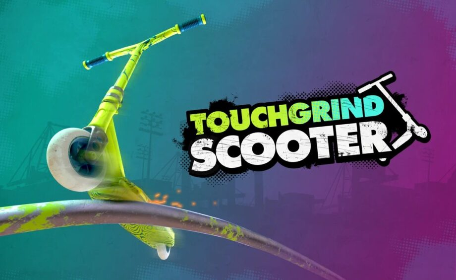 Touchgrind Scooter