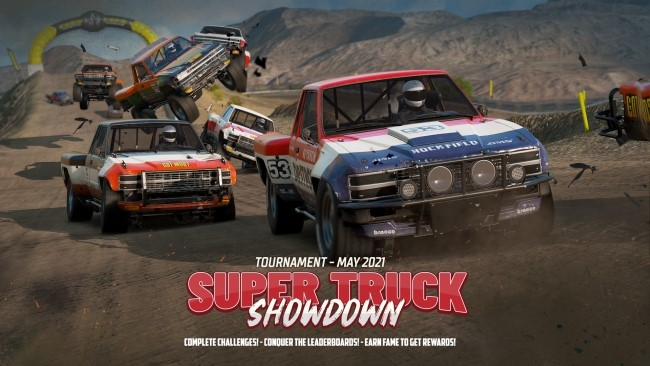 Wreckfest New Tournament and Car Pack