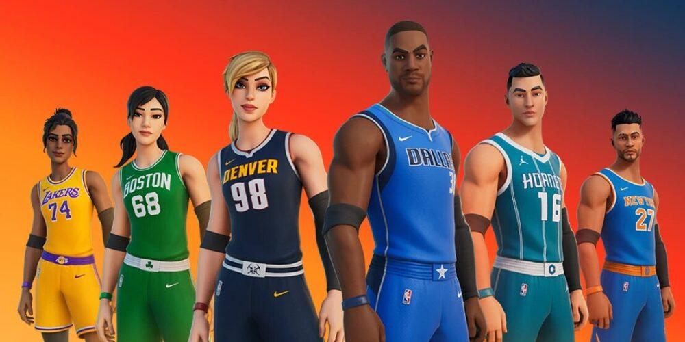 NBA , Fortnite
