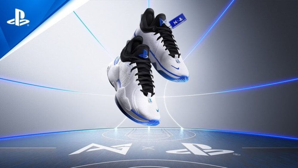 New PlayStation sneakers