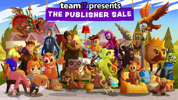 team17 publisher sale