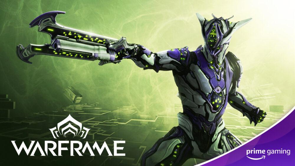 Warframe Prime Gaming Collection