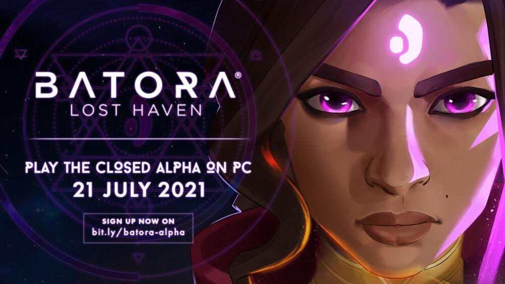 Batora Lost Haven CLosed Beta