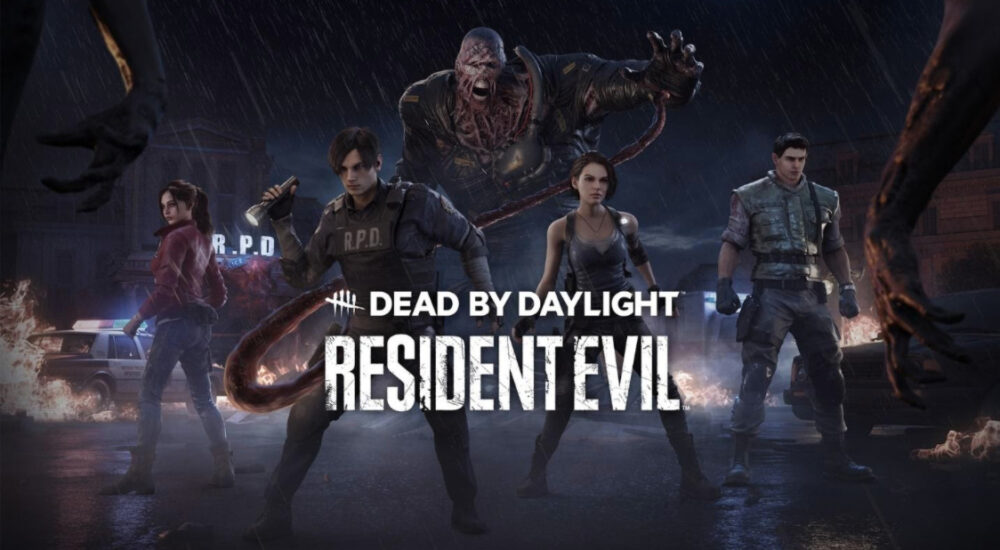 Dead by Daylight Launches Resident Evil Chapter