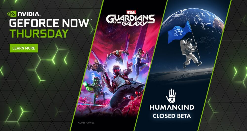 GeForce Now Gets New Service Update and 10 More Games