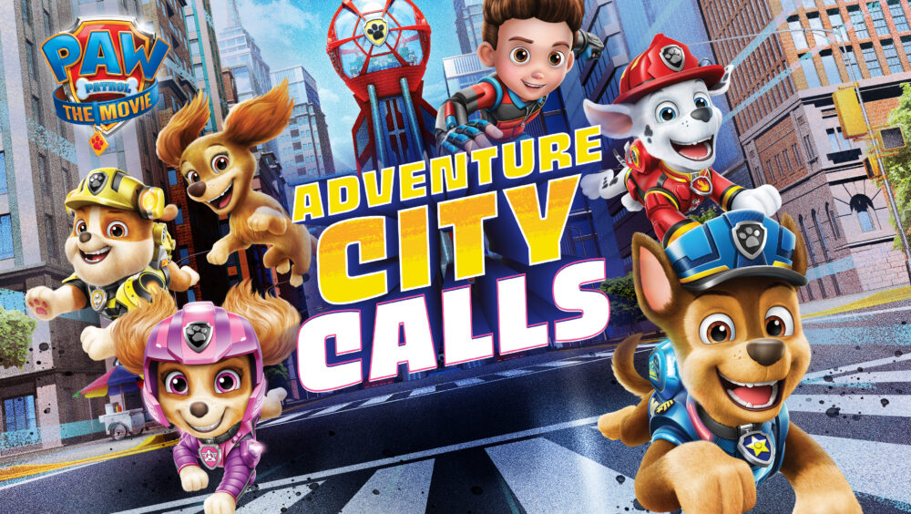 PAW Patrol: Adventure City Calls'