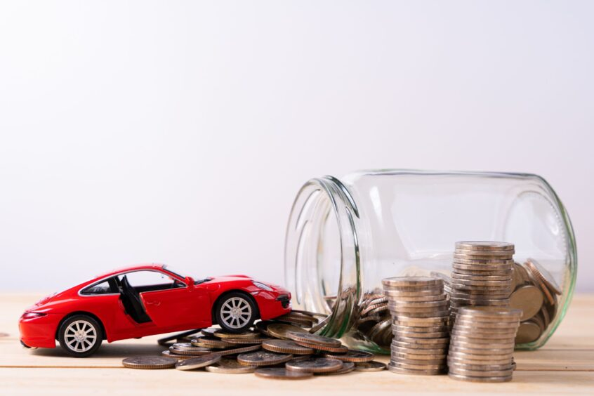 How to Raise Enough Money for a Sports Car