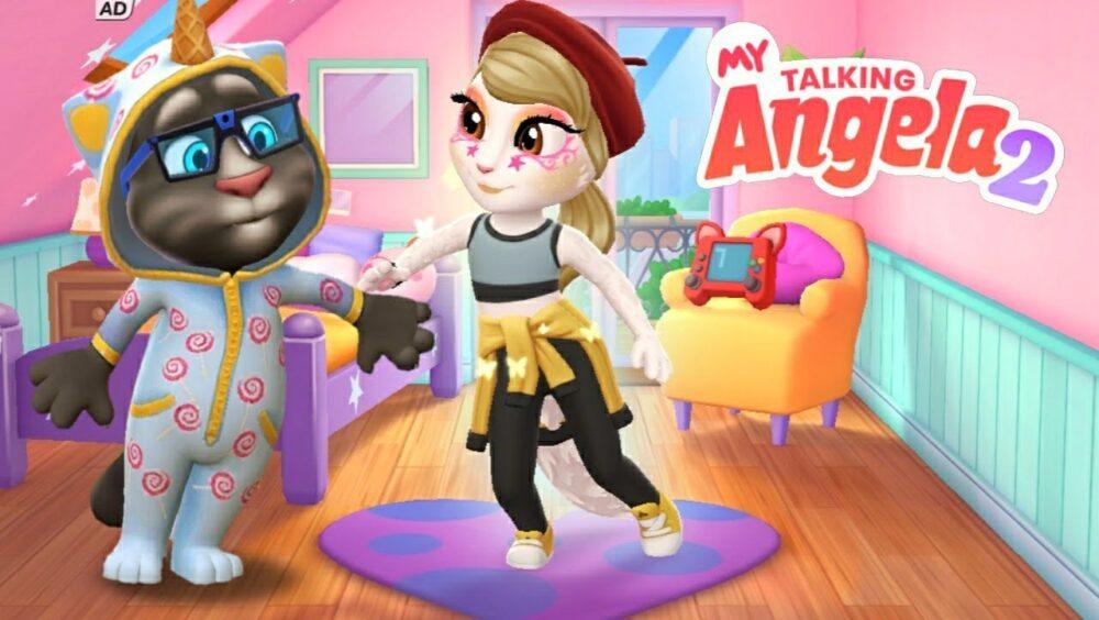 My Talking Angela 2