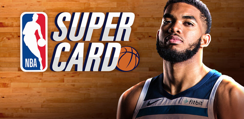NBA SuperCard Celebrates NBA Playoffs