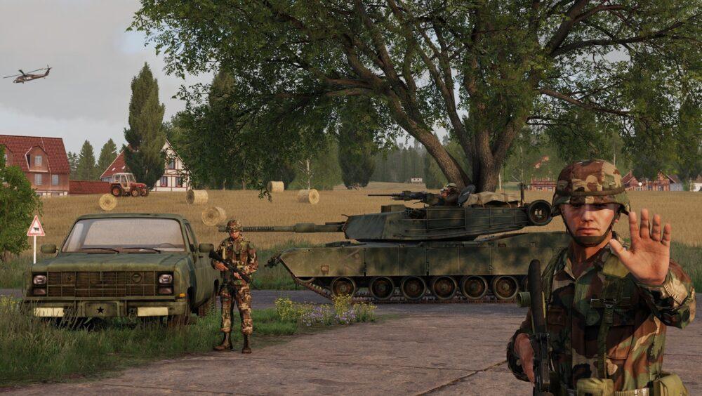 New Arma 3 Creator DLC