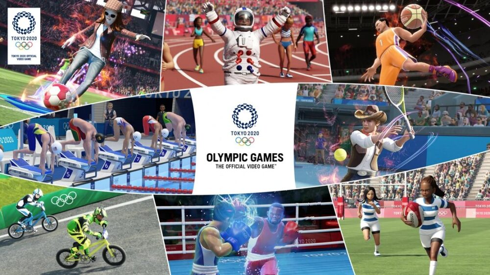 Olympic Games Tokyo 2020 The Official Video Game