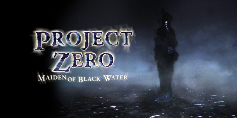 Project Zero Maiden of Black