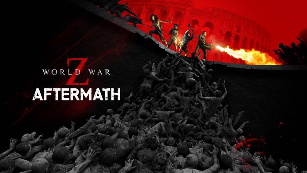 Saber Reveals World War Z Aftermath