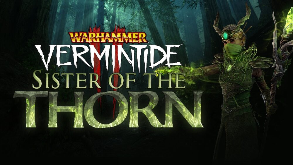 Warhammer Vermintide 2 New Career Out Now
