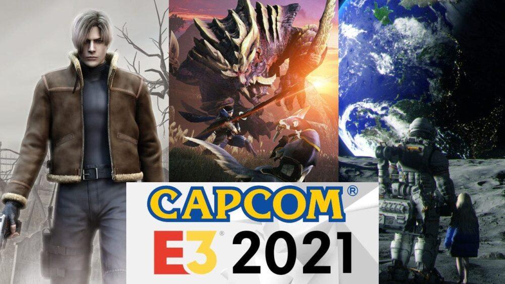 Capcom E2021