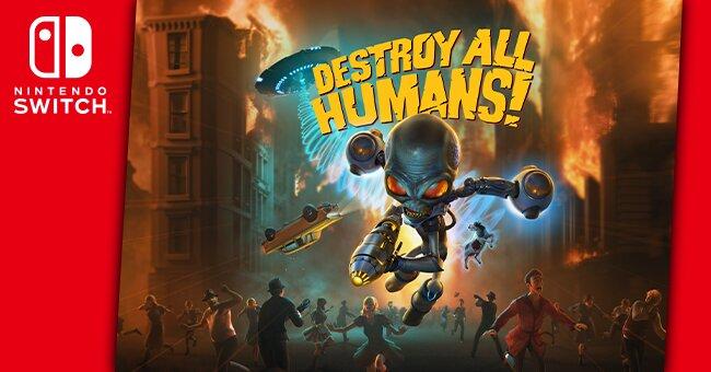 destory all humans