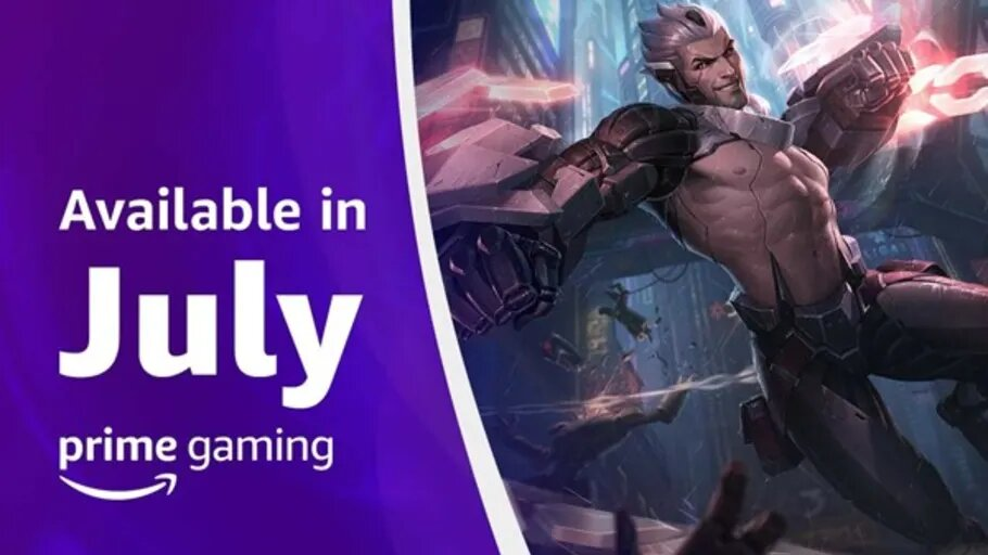 prime gaming july