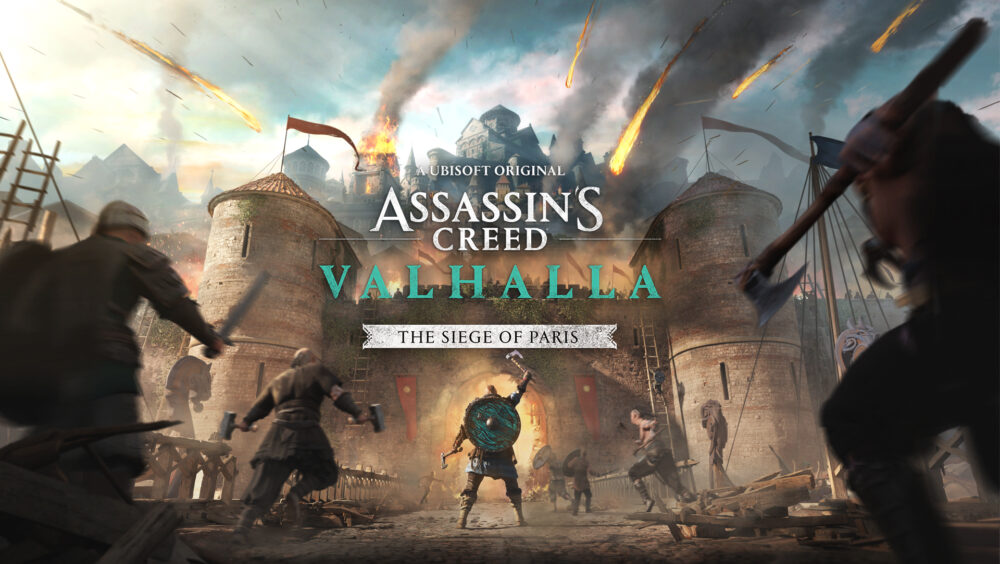 Assassins Creed Valhalla The Siege of Paris