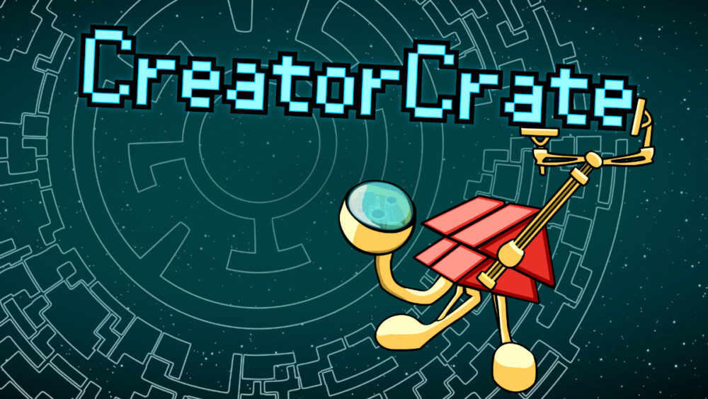 CreatorCrate is being released on Steam August 11th