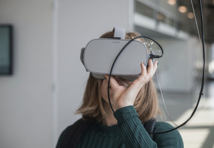 Experts reveal four surprising health benefits of VR