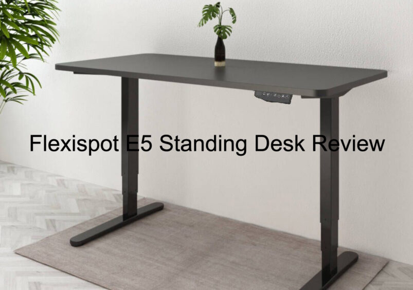 Flexispot E5 Standing Desk Review
