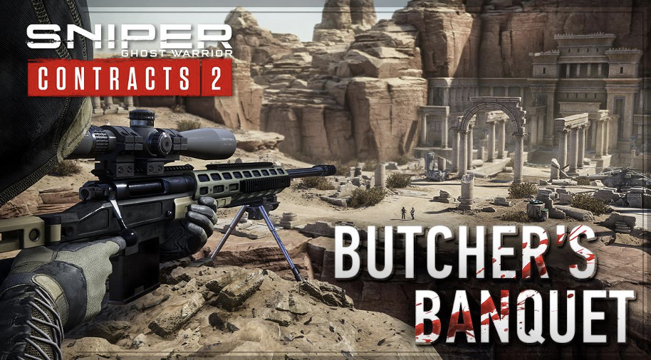 Sniper Ghost Warrior Contracts 2 Butchers Banquet Expansion