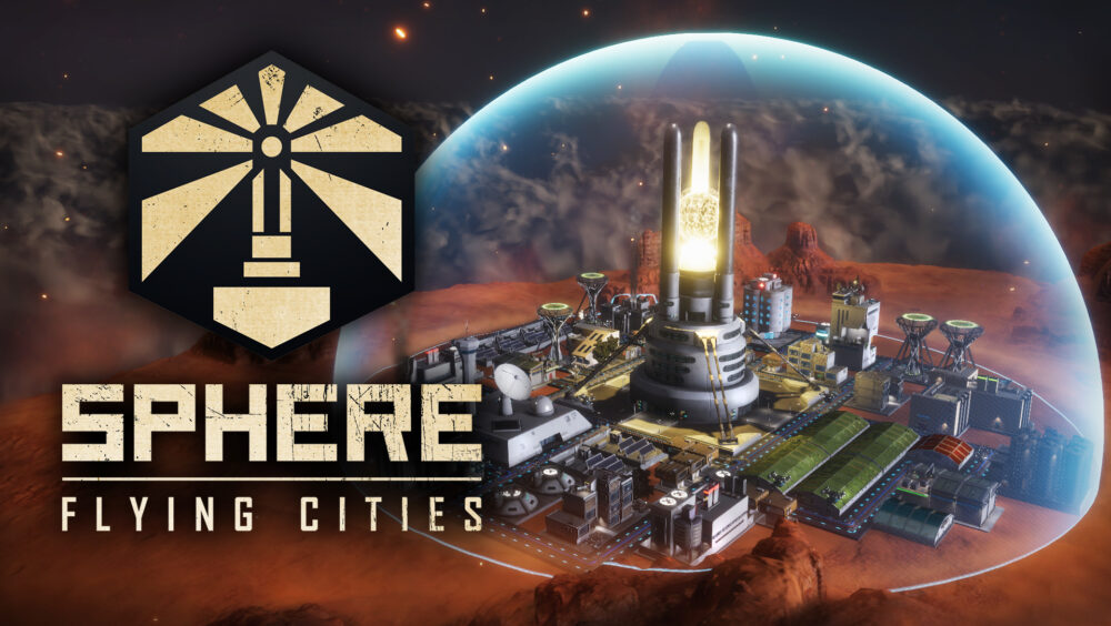 Sphere Flying Cities