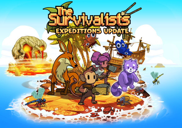 The Survivalists Expeditions Update