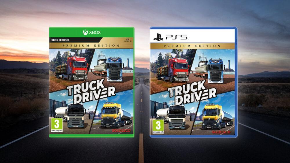 Truck Driver Premium Edition