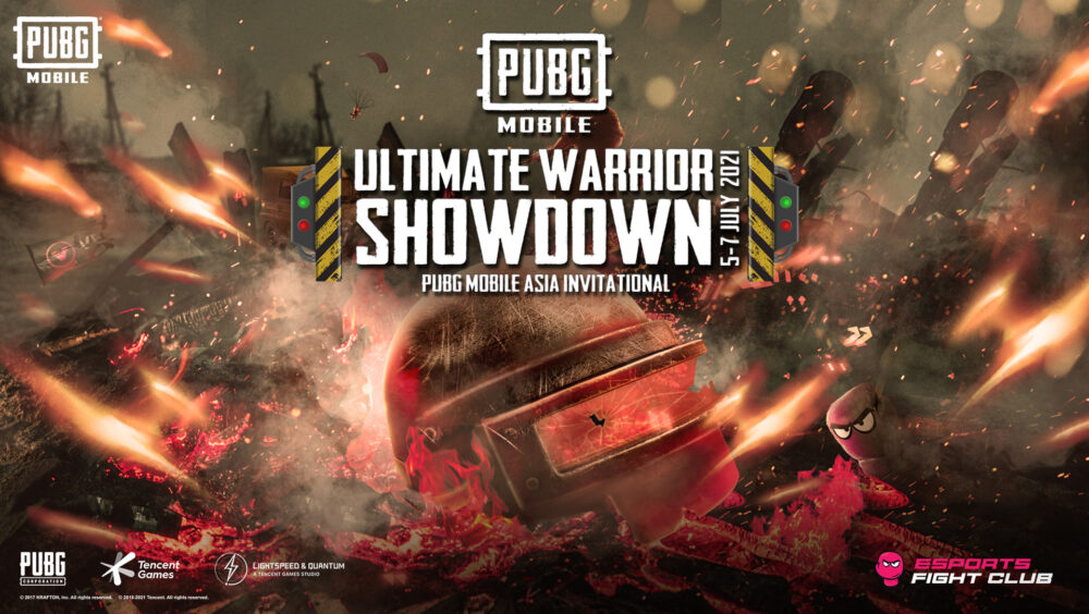 Esports Fight Club Announce PUBG Ultimate Warrior Showdown