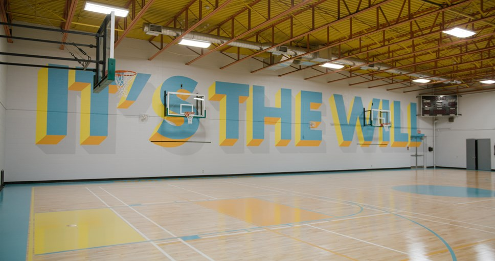 2K Foundations Reveals Refurbished Toronto Lawrence Heights Basketball Court