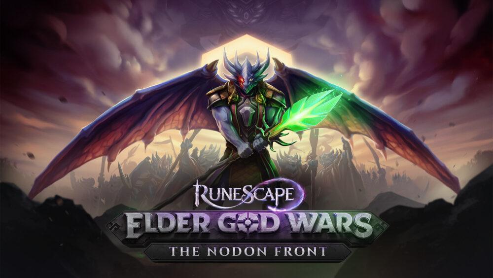 RuneScapes Elder God Wars is now live