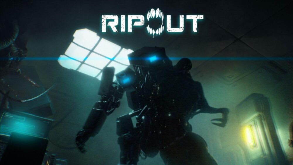 Horror FPS Ripout New Gameplay Trailer