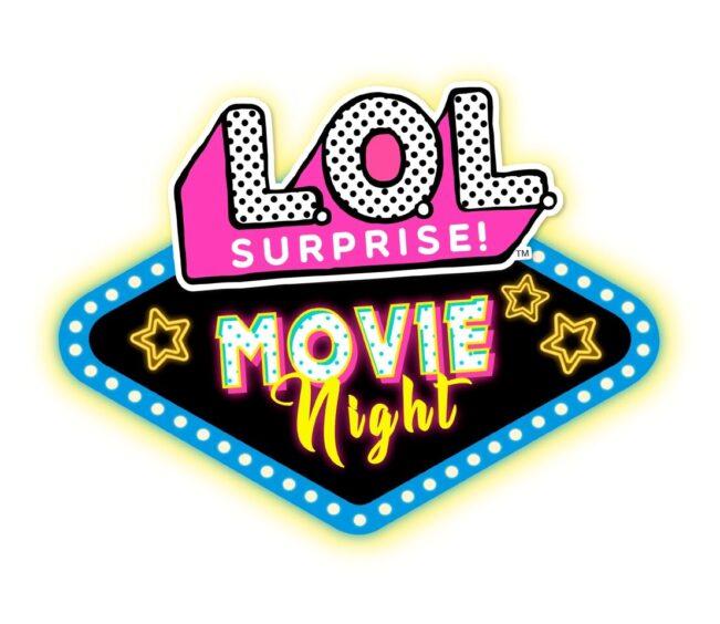 L.O.L. Surprise Movie Night