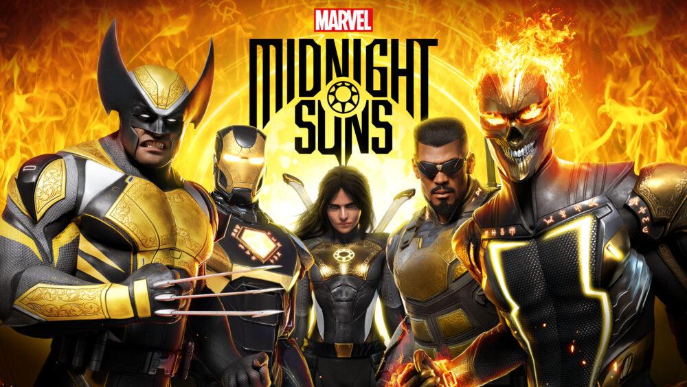 Marvel_s Midnight Suns - Key Art Horizontal
