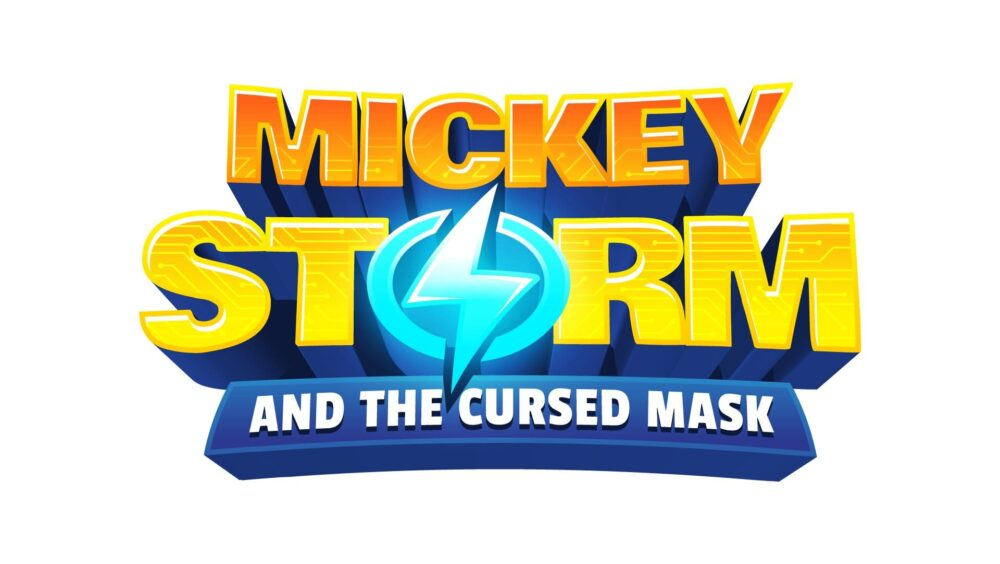Mickey Storm and the Cursed Mask