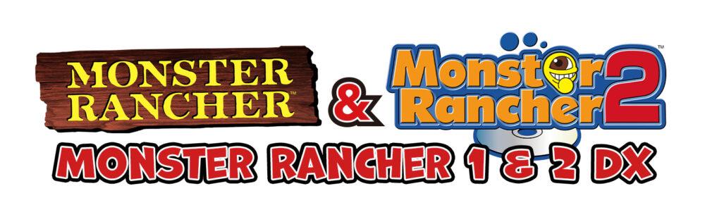Monster Rancher 1 & 2 DX