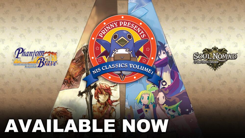 Prinny Presents NIS Classics Volume 1