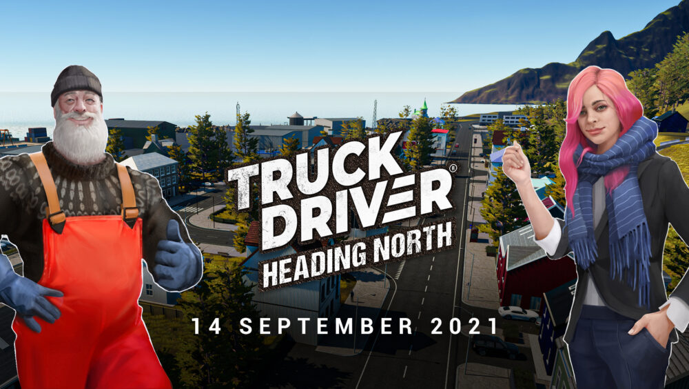 Truck Driver DLC Heading North launches on September 14