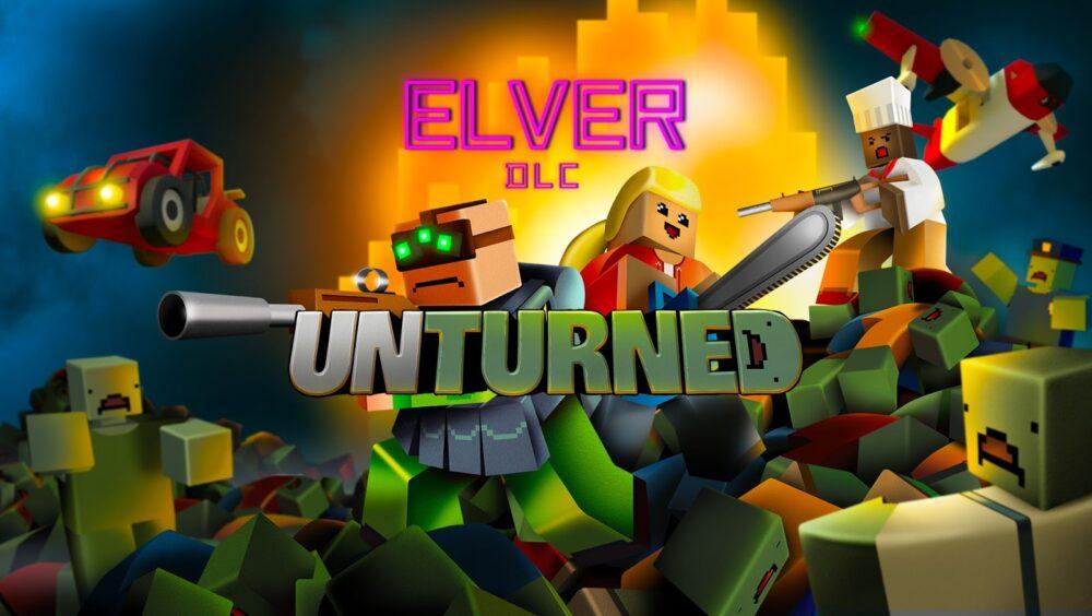 UNTURNED ELVER DLC