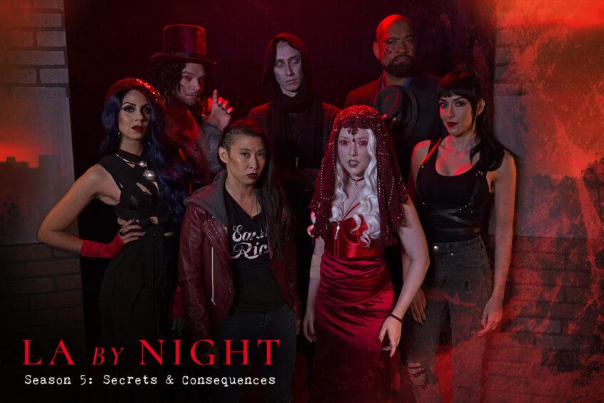 Vampire The Masquerade LA By Night Season 5