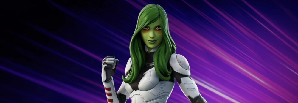 Gamora Arrives in Fortnite