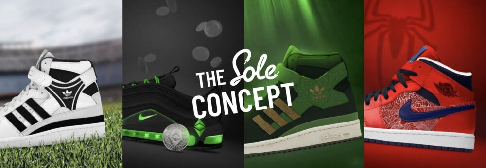 Check out these retro gaming-inspired concept sneaker