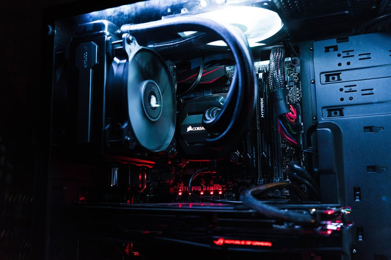 Build Your Own Custom Gaming PC