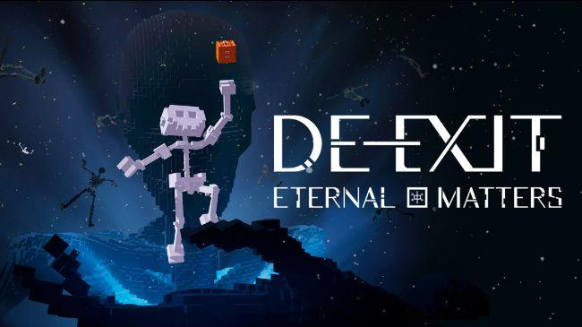 DE EXIT Eternal Matters
