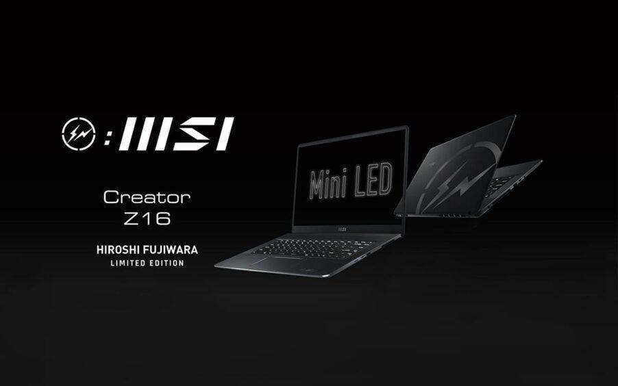 MSI Creator Z16