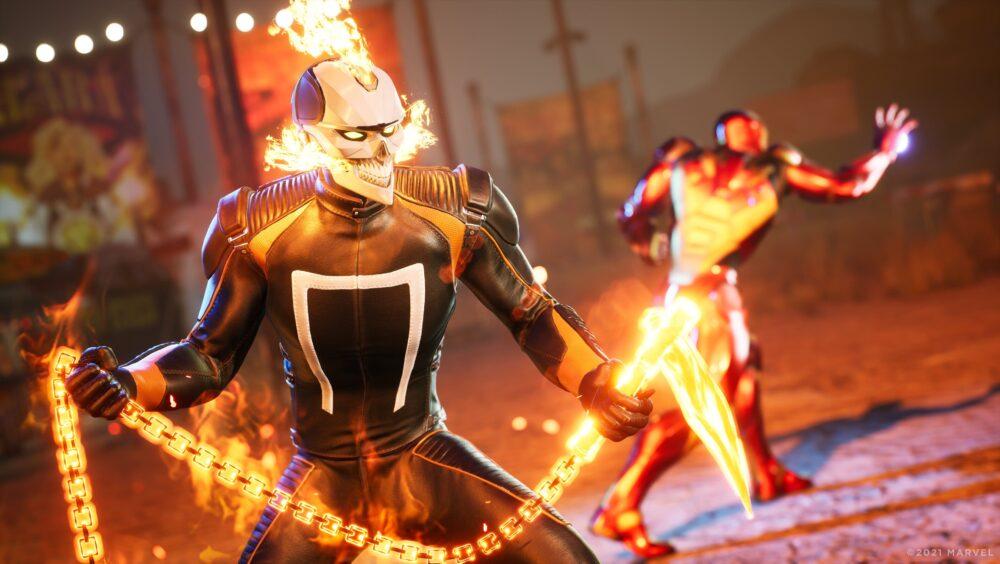 Marvels Midnight SunsGameplay Revealed