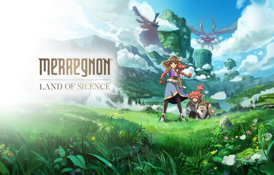 Merregnon Land of Silence